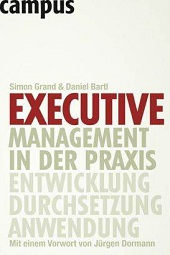 Buchcover Executive Management in der Praxis