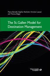 Buchcover The St. Gallen Model for Destination Management