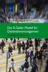 Das St.Galler Modell für Destinationasmanagement Buch Cover