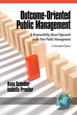 Outcome-Oriented Public Management Cover