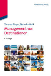 Management von Destinationen Buchcover