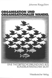 Cover Organisation und Organisationaler Wandel