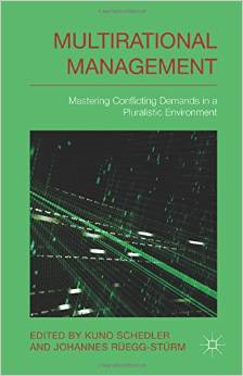 Multirational Management Cover