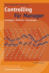 Buchcover Controlling fuer Manager